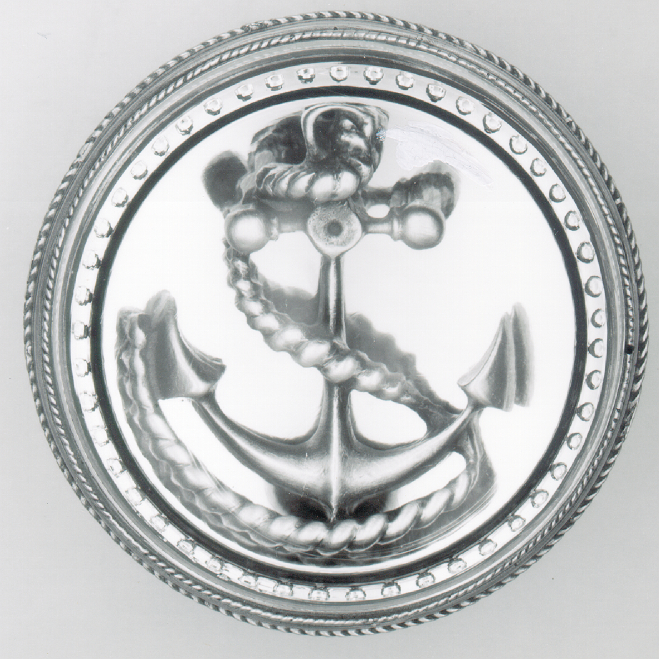 THE SHIP'S ANCHOR PAPERWEIGHT - Click Image to Close