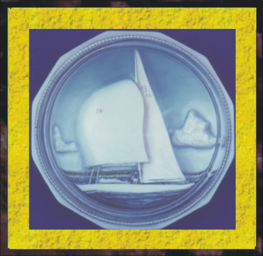 YOUR FAVORITE SAILBOAT OR YACHT IN A PAPERWEIGHT