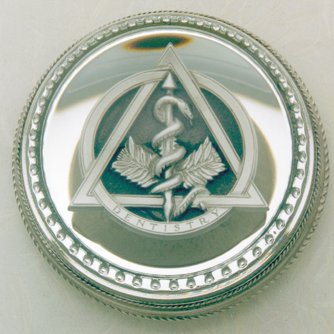 Dental Symbol Paperweight