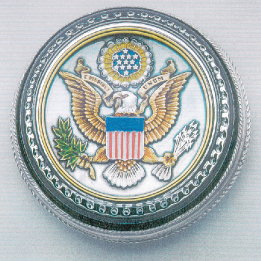 THE GREAT SEAL EAGLE PAPERWEIGHT