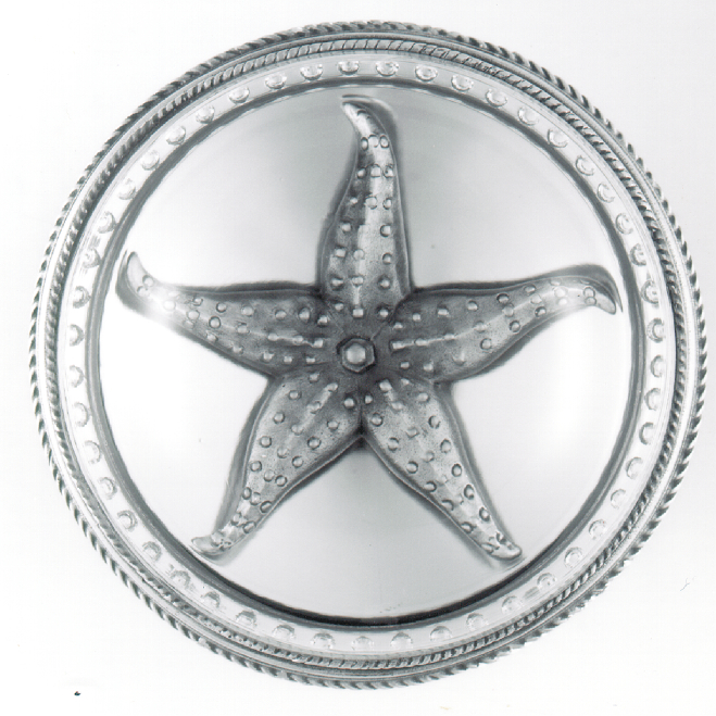 THE SEAPORT STARFISH PAPERWEIGHT